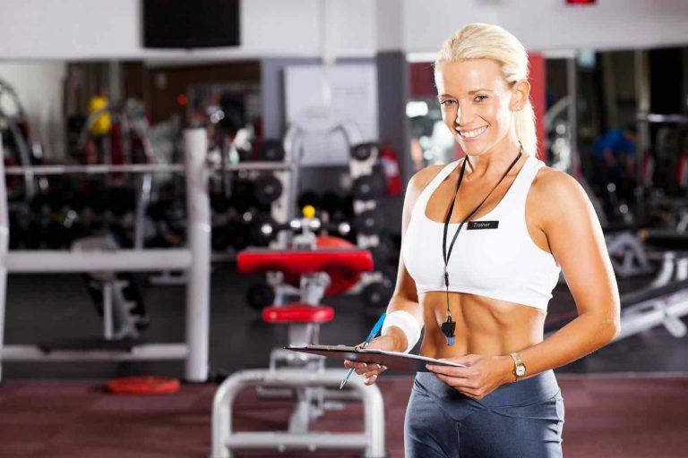 Iskusni vlasnik fitnessa